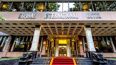 هتل اسپیناس خلیج فارس از چه نرم افزاری استفاده می کند؟